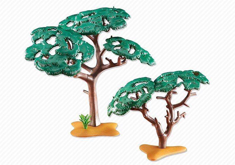 Africké stromy 6475 Playmobil Playmobil