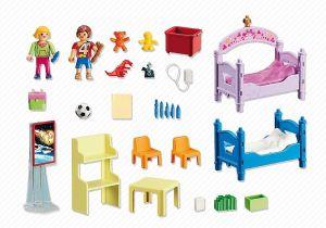 Barevný dětský pokoj 5306 Playmobil Playmobil