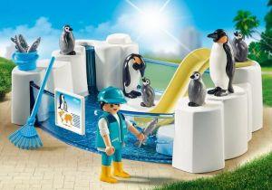 Bazén s tučňáky 9062 Playmobil Playmobil