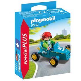 Chlapec s motokárou 5382 Playmobil Playmobil