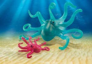 Chobotnice s mládětem 9066 Playmobil Playmobil