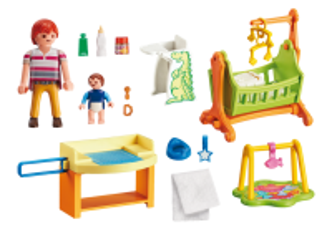 Dětský pokoj 5304 Playmobil Playmobil