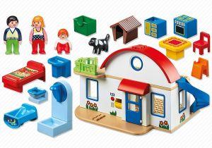 Dům na předměstí (1.2.3) 6784 Playmobil Playmobil