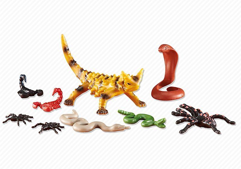 Exotická zvířata 6476 Playmobil Playmobil