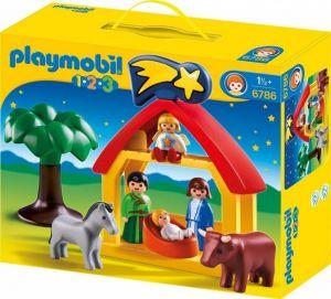 Jesličky (1.2.3) 6786 Playmobil Playmobil