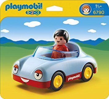 Kabriolet (1.2.3) 6790 Playmobil Playmobil
