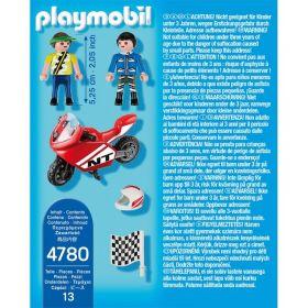Kluci na motorce 4780 Playmobil Playmobil