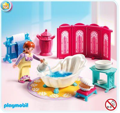 Královská koupelna 5147 Playmobil Playmobil