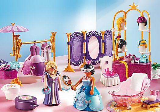 Královská šatna 6850 Playmobil Playmobil