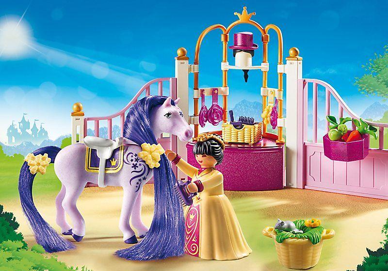 Královské stáje 6855 Playmobil Playmobil
