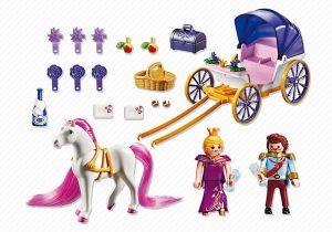 Královský pár s kočárem 6856 Playmobil Playmobil