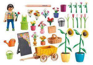 Květinářství 9082 Playmobil Playmobil