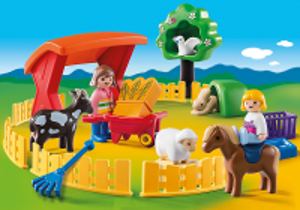 Malá farma s výběhem (1.2.3) 6963
