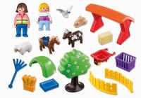 Malá farma s výběhem (1.2.3) 6963 Playmobil Playmobil
