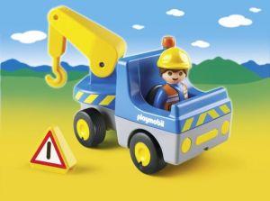 Malý jeřáb (1.2.3) 6791 Playmobil Playmobil