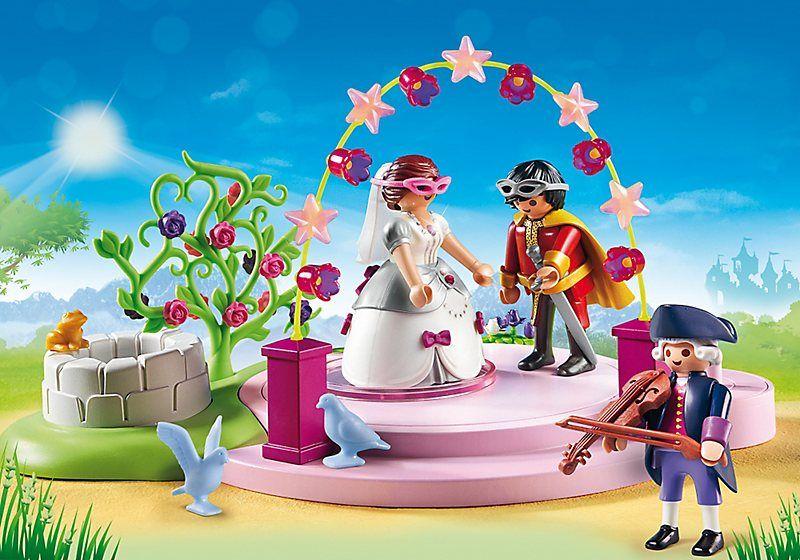 Maškarní ples 6853 Playmobil Playmobil