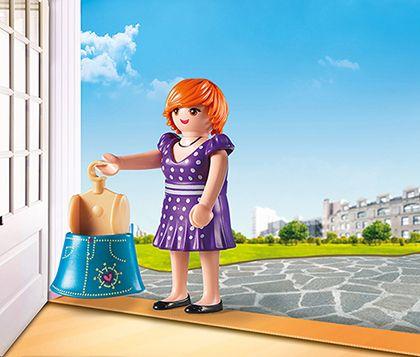 Módní dívka - město 6885 Playmobil Playmobil
