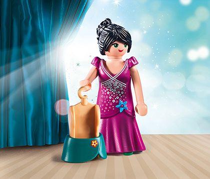 Módní dívka - párty 6881 Playmobil Playmobil