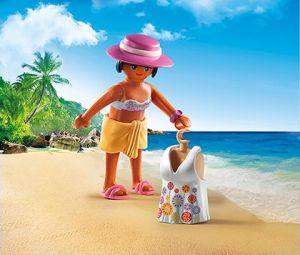 Módní dívka - pláž 6886 Playmobil Playmobil