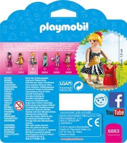 Módní dívka - procházka 6883 Playmobil Playmobil