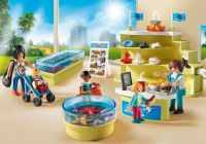 Mořský obchod 9061 Playmobil Playmobil
