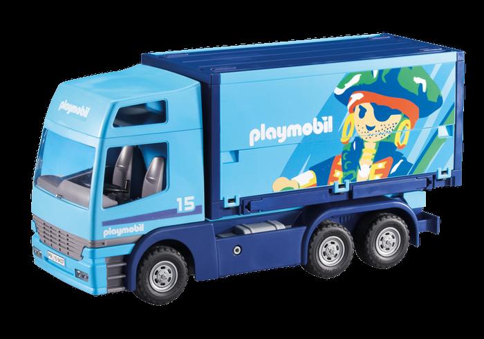 Nákladní automobil LKW 6437 Playmobil Playmobil