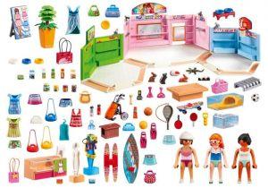Nákupní pasáž 9078 Playmobil Playmobil