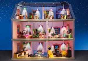 Osvětlení Romantického domečku 6456 Playmobil Playmobil