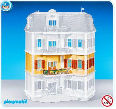 Patro k novému domu 7483 Playmobil Playmobil
