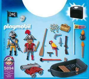 Piráti v kufříku 5894 Playmobil Playmobil