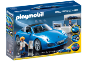 Porsche 911 Targa 4S 5991 Playmobil Playmobil
