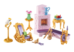 Posezení u krbu 6520 Playmobil Playmobil