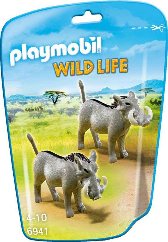 Prasata bradavičnatá 6941 Playmobil Playmobil