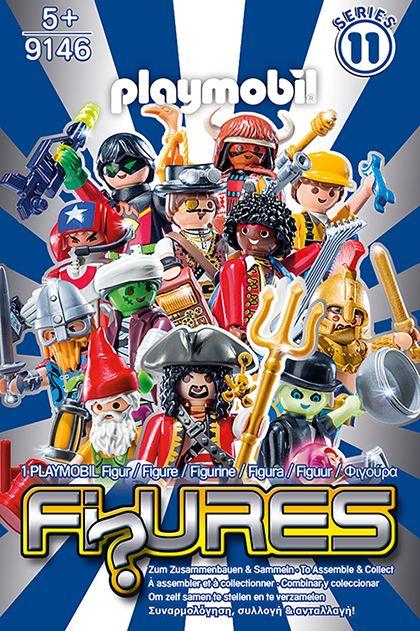 Překvapení pro kluky (11) 9146 Playmobil Playmobil