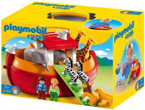 Přenosná Noemova archa (1.2.3) 6765 Playmobil Playmobil
