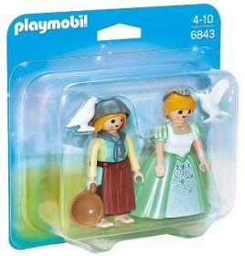 Princezna a služebná 6843 Playmobil Playmobil