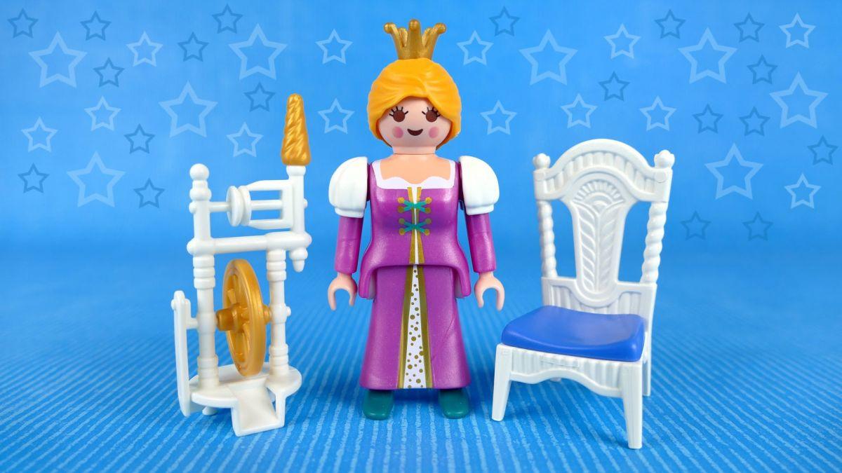 Princezna s kolovrátkem 4790 Playmobil Playmobil
