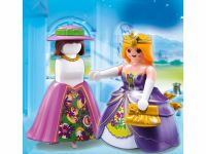 Princezna se šaty 4781