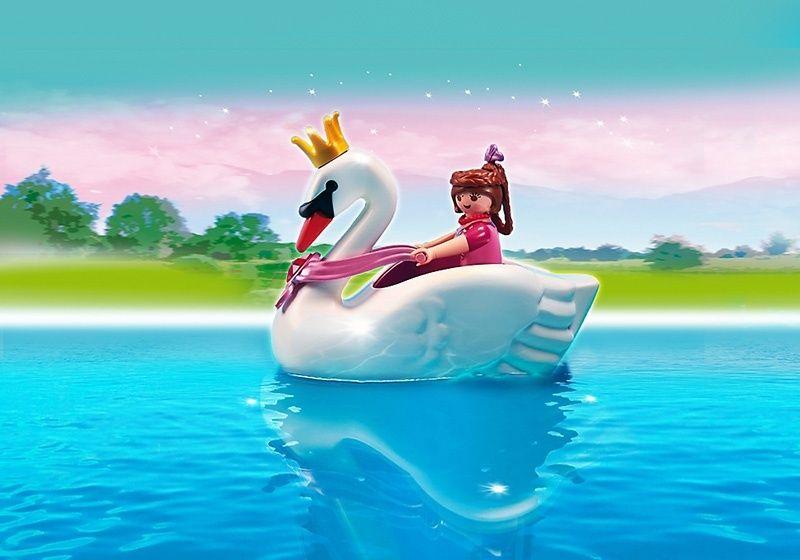 Princezna v labuti 5476 Playmobil Playmobil