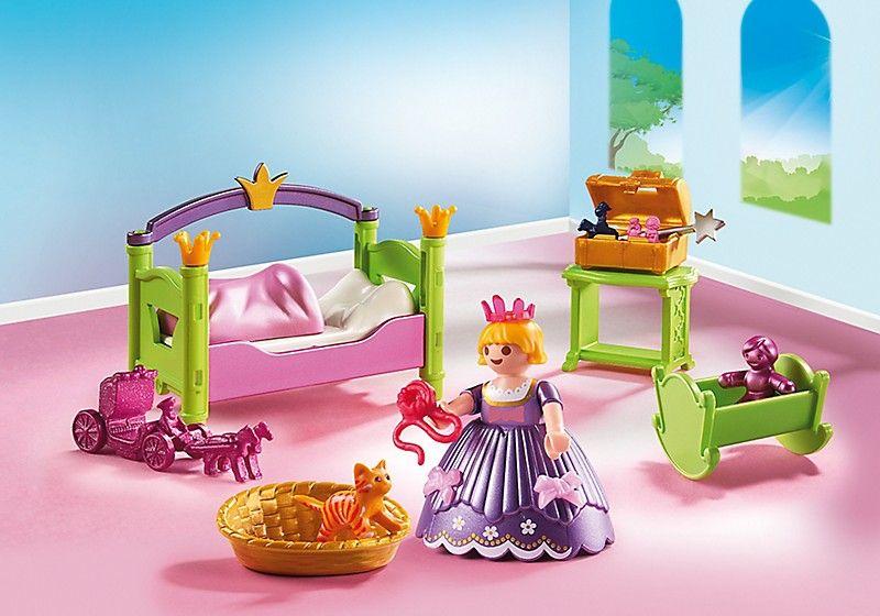 Princeznin pokoj 6852 Playmobil Playmobil