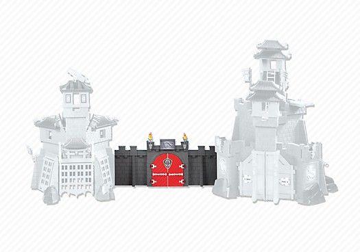 Propojení dračích hradů 6351 Playmobil Playmobil