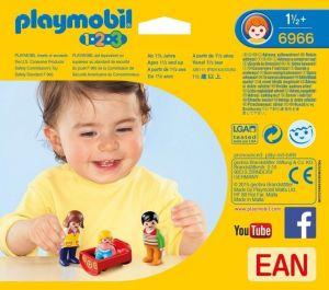 Rodiče s kolébkou (1.2.3) 6966 Playmobil Playmobil
