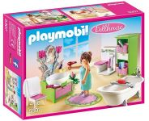 Romantická koupelna 5307 Playmobil Playmobil