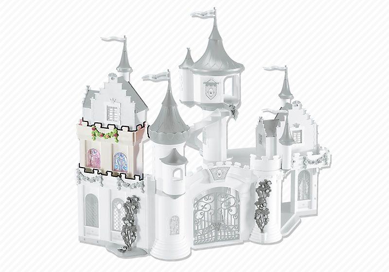Rozšíření (A) Princeznina zámku 6518 Playmobil Playmobil