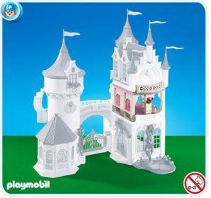 Rozšíření hradu 6236 Playmobil Playmobil