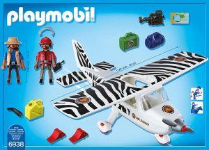 Safari letadlo 6938 Playmobil Playmobil