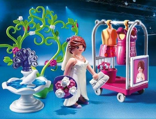 Společenská šatna 6155 Playmobil Playmobil