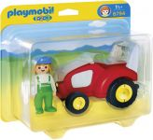 Traktor (1.2.3) 6794 Playmobil Playmobil