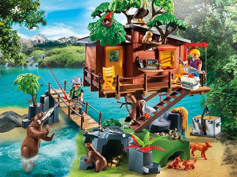 Velký stromový dům 5557 Playmobil Playmobil