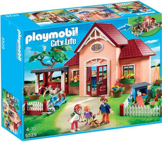 Veterinární klinika 5529 Playmobil Playmobil